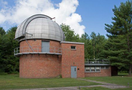 Photo: Nassau Astronomical Station, now a part of Observatory Park