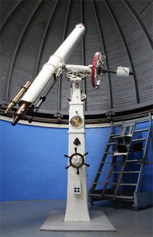 Photo: Cooley Telescope