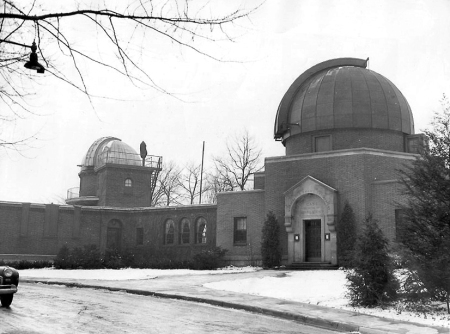 Warner and Swasey Observatory ca. 12/31/1941