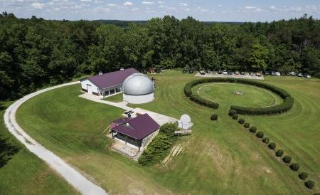 The Warren Rupp Observatory Site